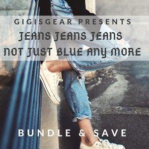 Pants - Jeans & Slacks